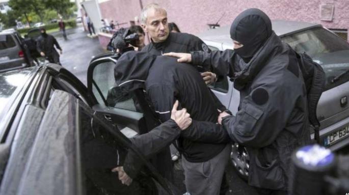 Pemerintah menangkap Orang orang yang di duga terlibat ISIS