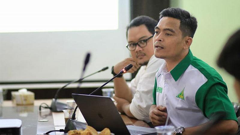 Mohammad-Nuruzzaman-wakil-sekretaris-jendral-Partal-Gerindra