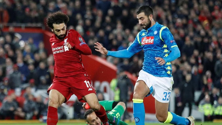 Liverpool vs. Napoli