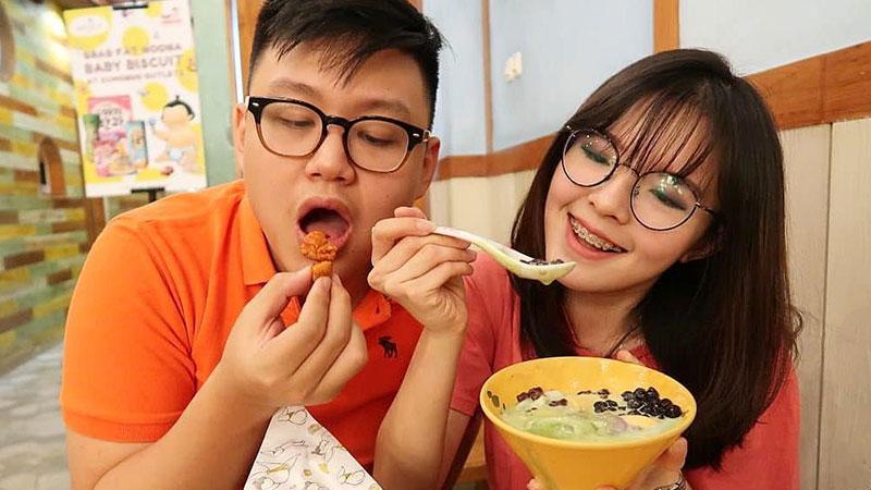 Food-vlogger